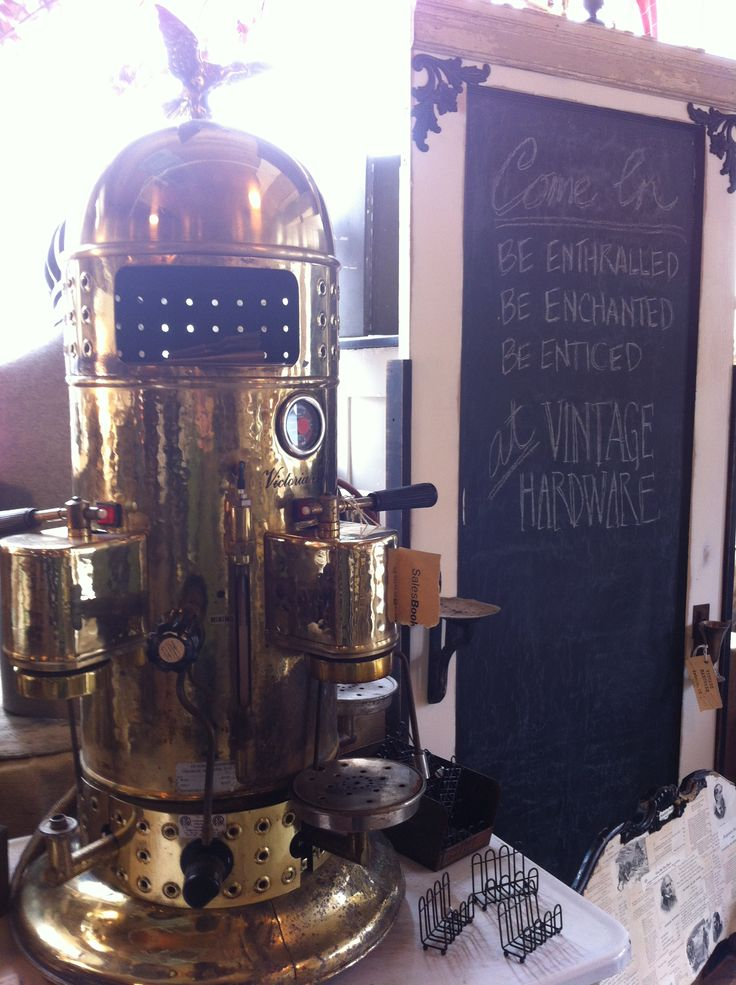 17 Best Images About Vintage Espresso Machines On