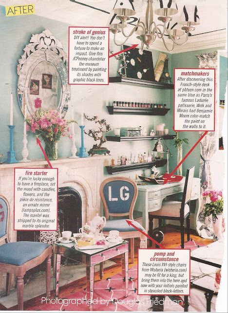 The Decorista Domestic Bliss Decorating Ideas For Girls Bedroom Teen Vogue Lily 39 S Room