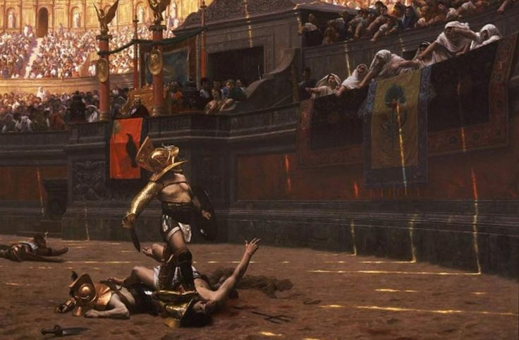 an illustration of the gladiatorial games in the film gladiator by ridley scott Mind/game to screen at reelabilities film festival in nyc festivals & awards a foolish choice in art direction casts a pall over ridley scott's gladiator that no swordplay can cut through when commodus lifts his late father's ban on gladiators in rome.