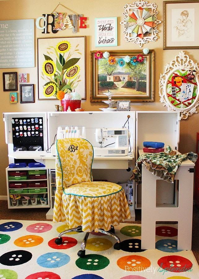 17 Best Images About Quarto De Costura Sewing Room