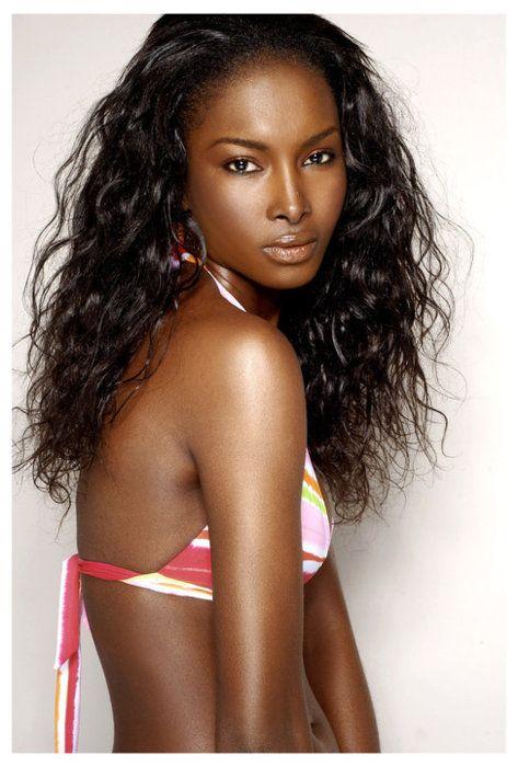 Black Beauties Nude 55