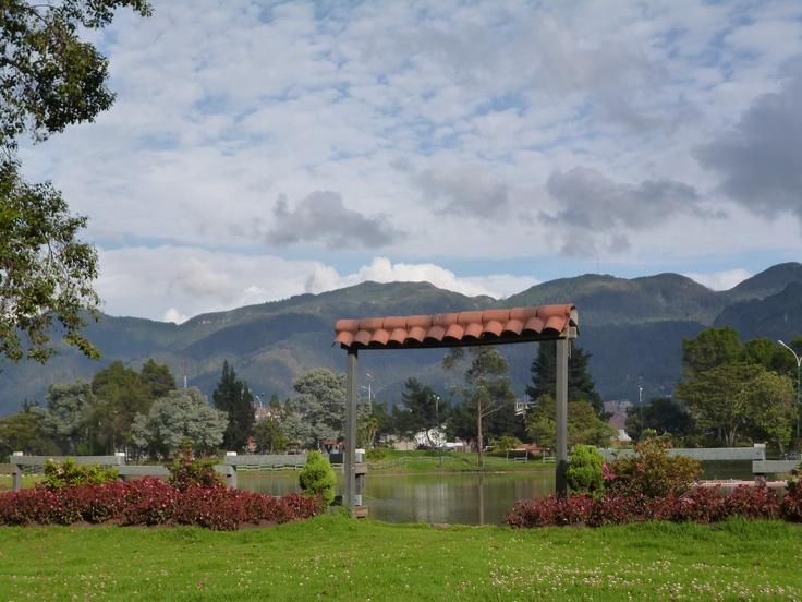 Parque de los novios, Bogotá