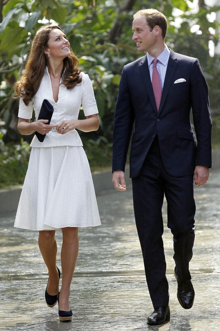 Duchess Of Cambridge Pregnant – Royal Baby Latest News (Vogue.com UK)