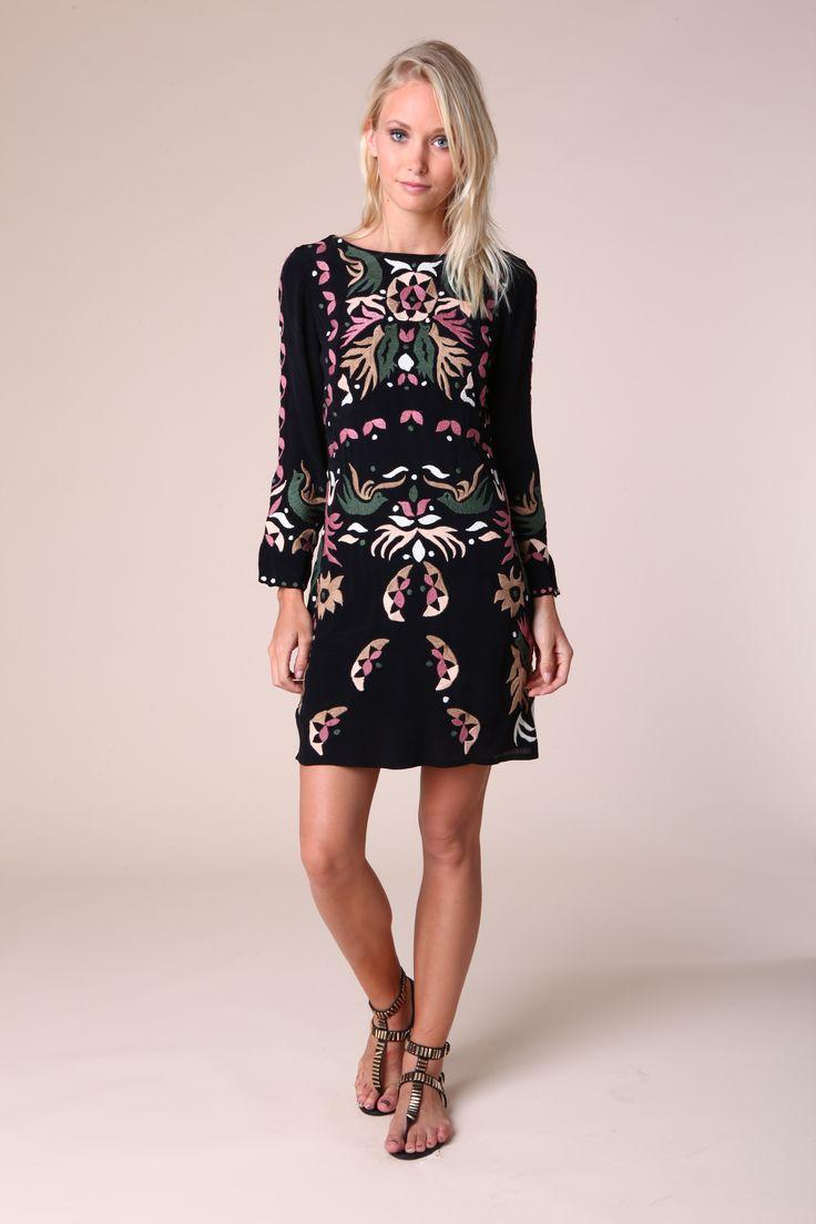 Mode robe hippie chic