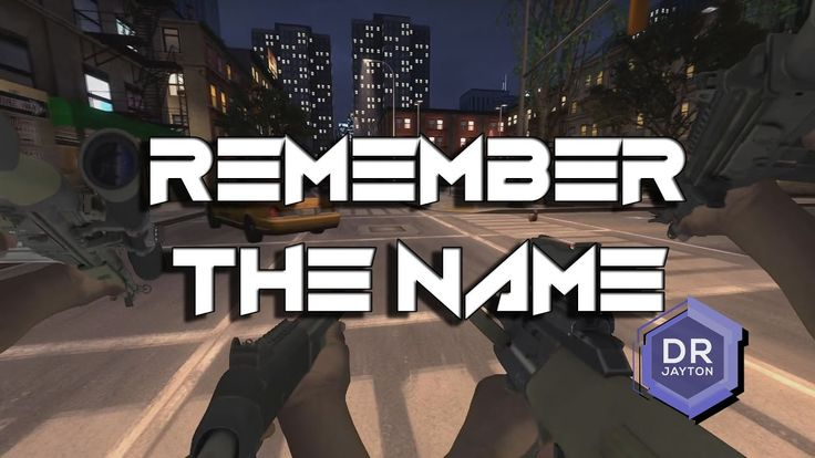 [Fort Minor]Remember The Name - CS:GO Gun Sync