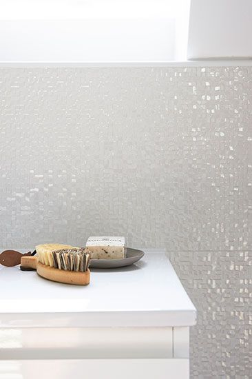 tegels met mozaiek patroon erin   minder bewerkelijk om te tegelen dan mozaiekmatjes   via mozaiek utrecht
