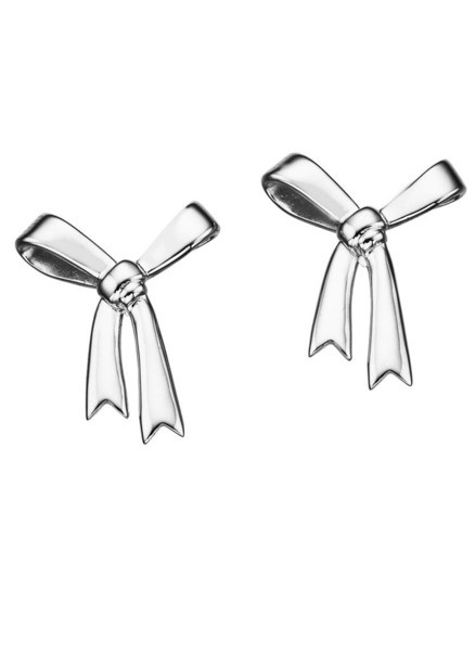 Bow Studs by Karen Walker