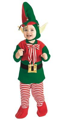 Toddler Elf Costume - Kids Christmas Costumes - Christmas Cosplay - http://christmascosplay.com/elf-cosplay