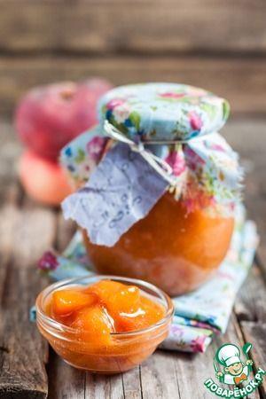 Персиковая карамель