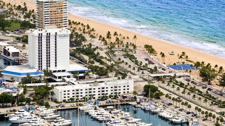 Bahia Mar Fort Lauderdale Beach - a DoubleTree by Hilton Hotel, FL - Welcome to Bahia Mar