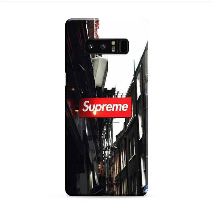 Supreme Store Samsung Galaxy Note 8 3D Case