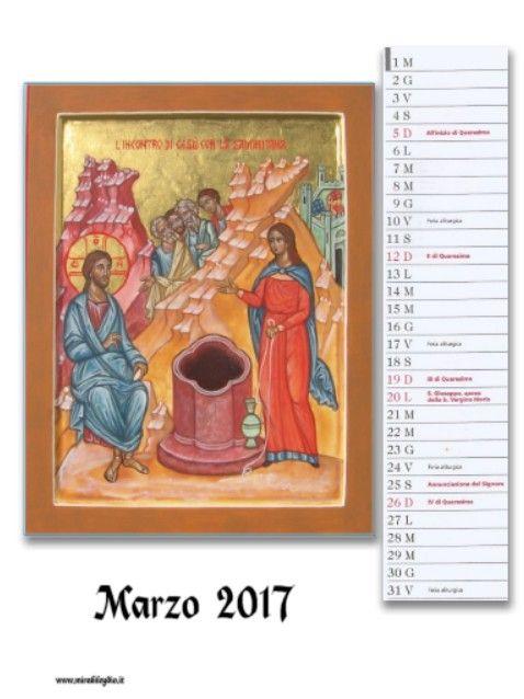 icone sacre-Mirabile Ydio: II Domenica di Quaresima di rito Ambrosiano:DELLA ...