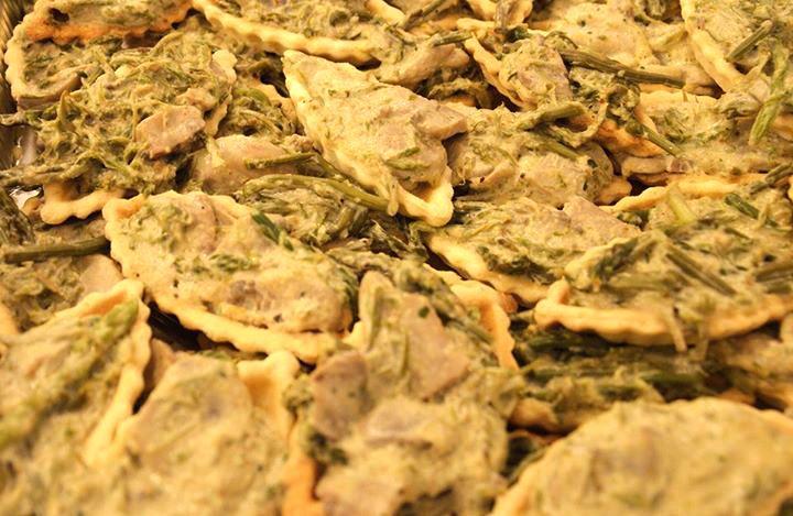 tartine con crema agli asparagi  #ricettedisardegna #sardegna #sardinia #food #recipe #cucinasarda