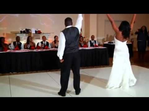 Impresionante baile de Padre e Hija .