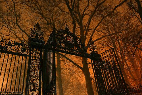 Open Gate, Cambridge, England