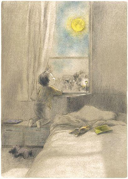 :: Sweet Illustrated Storytime :: Illustration by Chiaki Okada