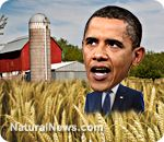 Obama seizes control over all food, farms, livestock, farm equipment, fertilizer and food production across America