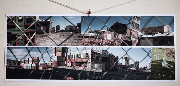 Christchurch - Looking In by Pusha on Etsy