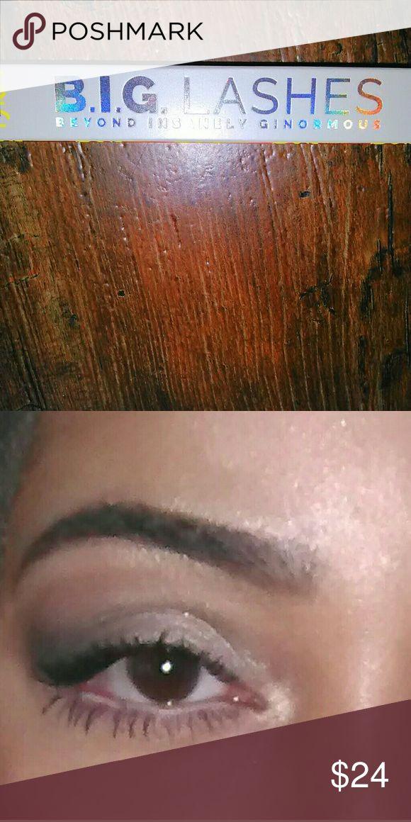 Big Lashes? extending Mascara Silk lash extensions Tyra Beauty Makeup Mascara