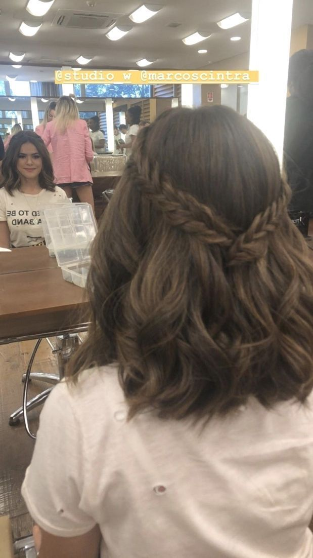 Graduation Hairstyles Abschluss Abschlussfeier Graduation Hairstyles Abschlus In 2020 Hair Styles Easy Hairstyles Prom Hairstyles For Short Hair