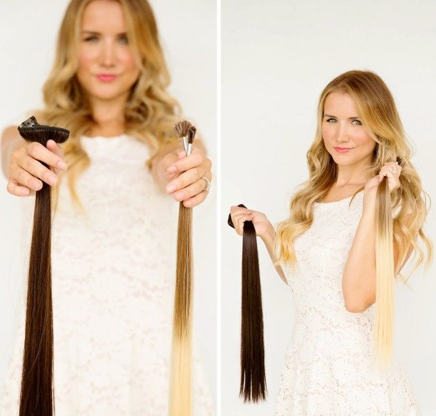 Laced Hair Extensions