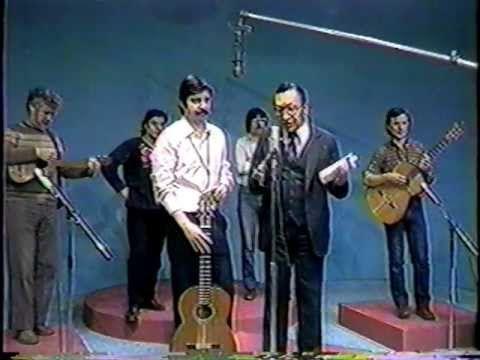 Inti illimani en tv Arequipa,Perú. 1982.