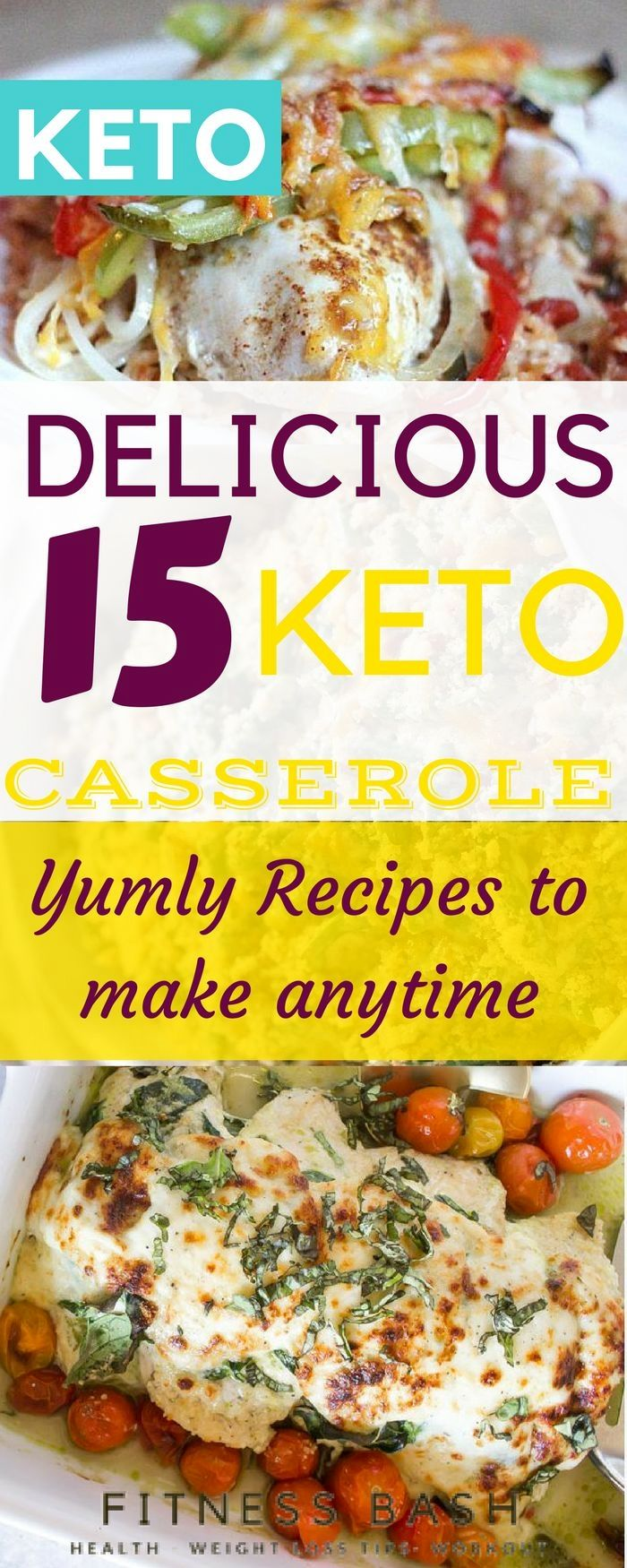 Keto Casserole recipes: Make your life easy with k…