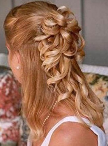 Formal Hairstyles At Home : 267 best prom hairstyles images on pinterest