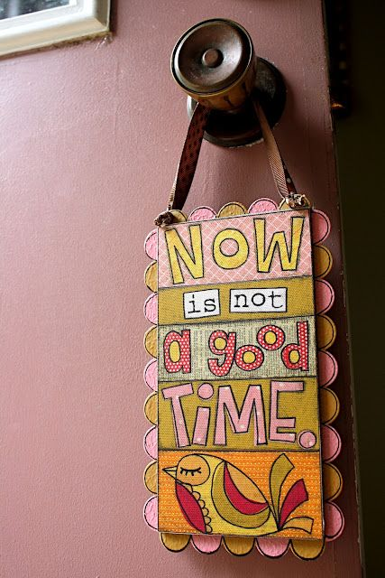 This is cute for when youre doing homework, or in a bad mood...Love it :)