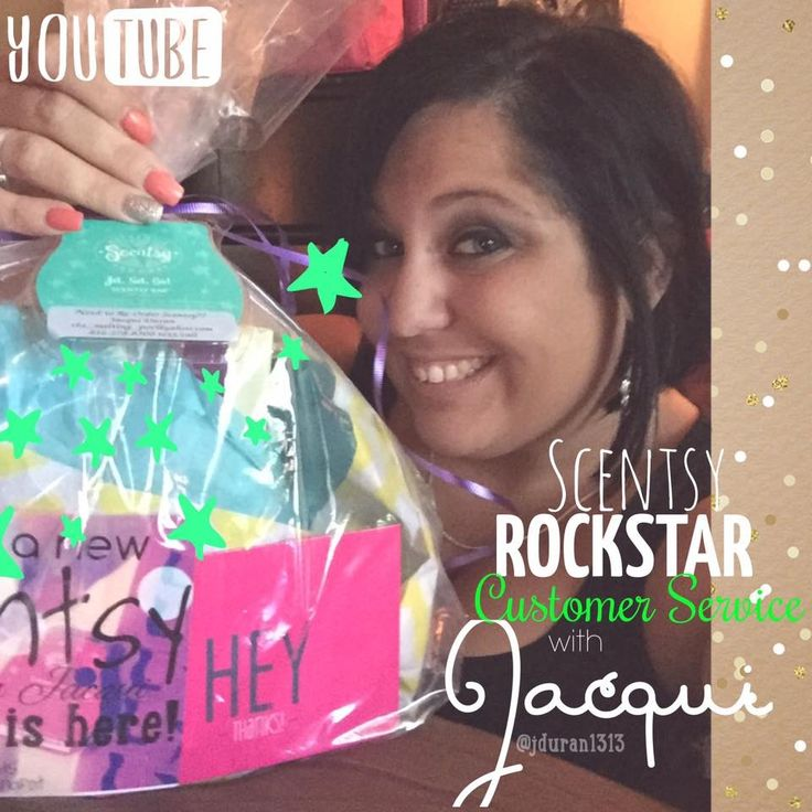 Scentsy ROCKSTAR Customer Service! #Scentsy #training #customerservice #DIY #believe #dream #motivate
