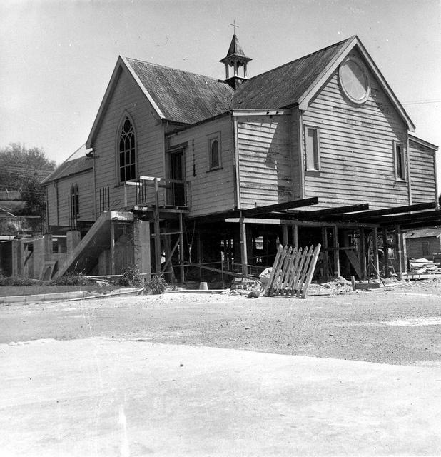 St. Michael's Church, Rotorua - 1920s?