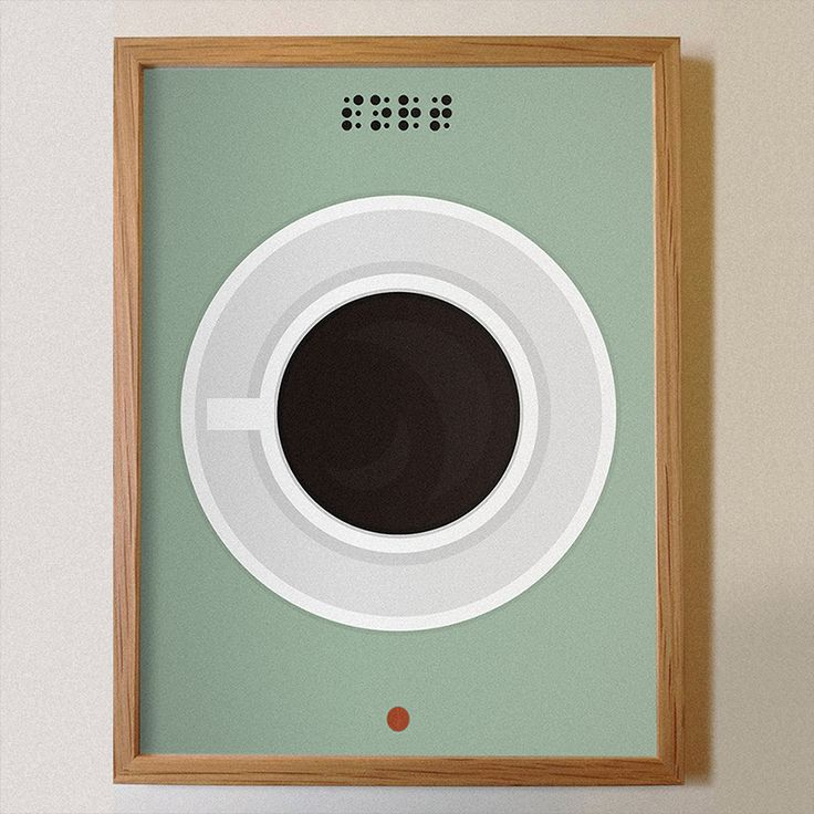 """Top #view of a #black cup of #coffee. Typed """"sort"""" (black) with #braille."""