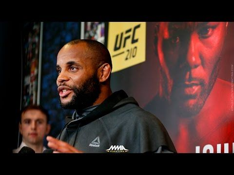 UFC 210 MEDIA SCRUMS, INTERVIEWS & WORKOUTS | REAL COMBAT MEDIA