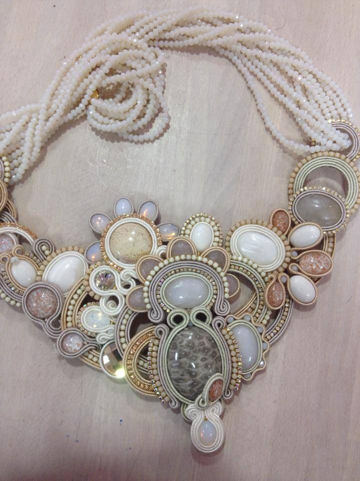 Beautiful Necklace! https://www.facebook.com/filincanto?ref=ts&fref=ts