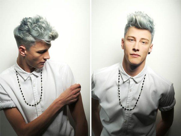 Benjamin Jarvis The perfect Men's Hairstyle is just a Hairflip away.