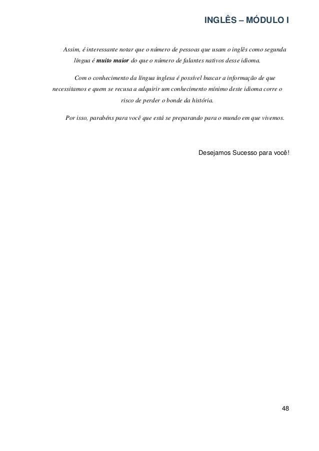 Apostila Ingles Para Iniciantes2 Ingleses Alfabeto Em Ingles