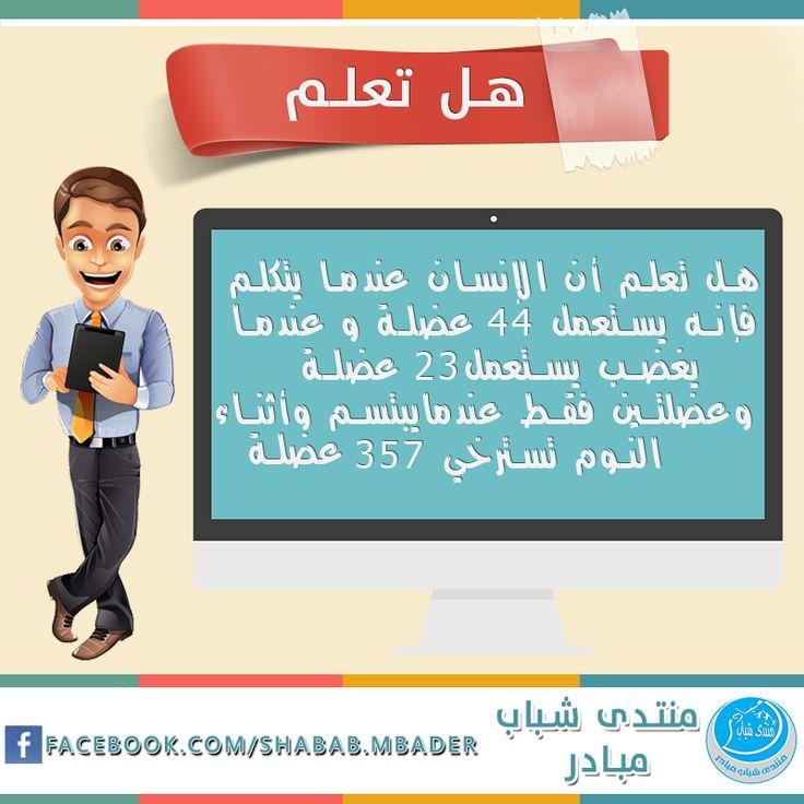 انفوجرافيك هل تعلم Facebook Com Facebook