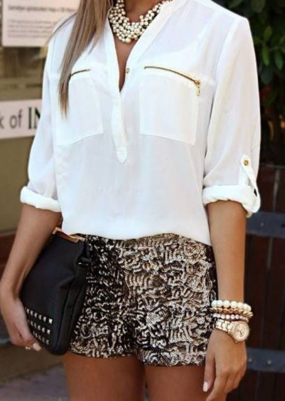 Summer fashion. I WANT this shirt! #fashion #summer