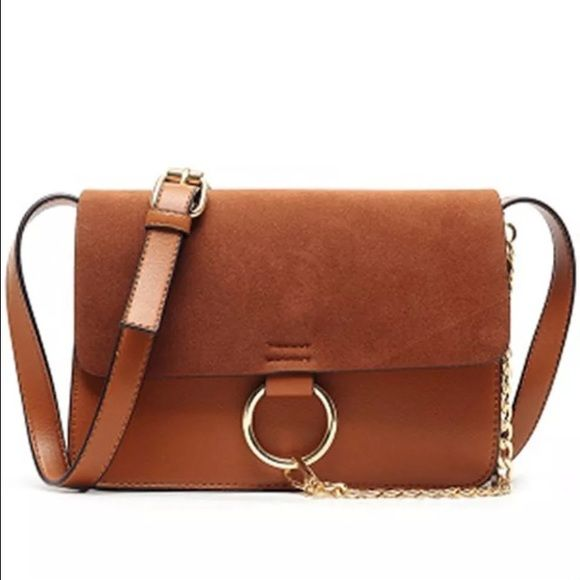 cloe purse - Similar to Chloe crossbody bag. Brown/BlackNWT | Holiday Gifts ...
