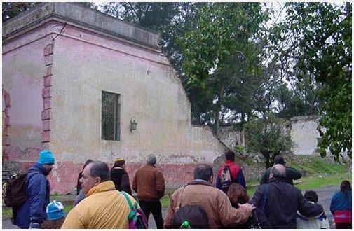 Visit to the Martín García Island