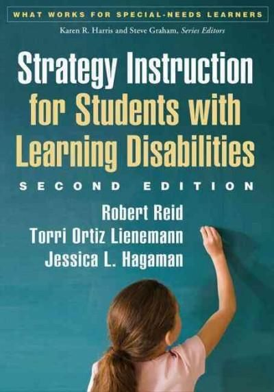instructional strategies learning disabilities