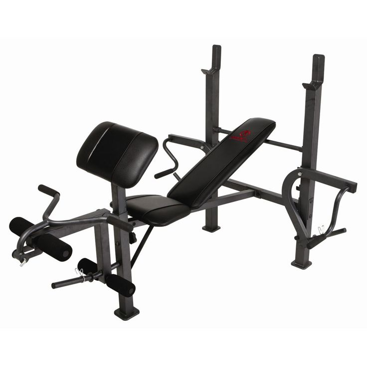 Standard Olympic Weight Lifting Adjustable Bench Butterfly Gym Home Gym Addition #Unbranded