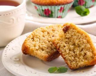 Muffins à la compote allégée et aux raisins secs spécial petit-déj minceur