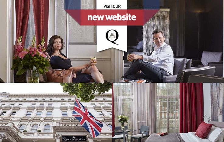 We're excited to announce the launch of our updated website with a fresh NEW look. Check it out: http://www.thequeensgatehotel.com/ #London #Kensington #uk #QueensGate #hotel #luxury #lifestyle #photography #travel #room #accommodation