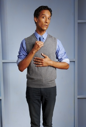 Danny Pudi - yes, evidently it is totally so so very possible to be insanely attracted to Abed.