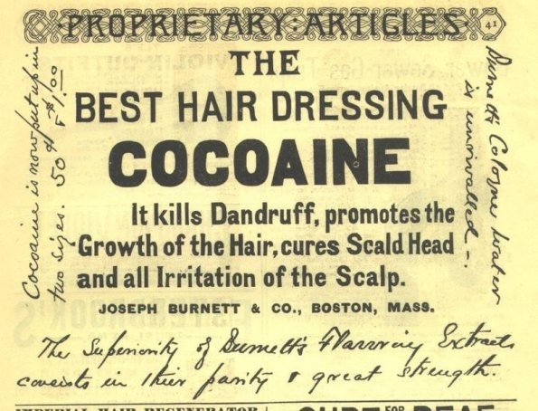 10 Drugs That You Won't Believe Used to Be Legal