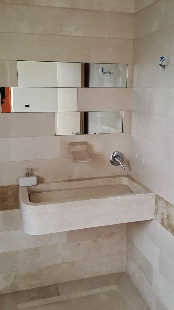 Oltre 25 fantastiche idee su bagni in marmo su pinterest - Bagni esterni in legno ...