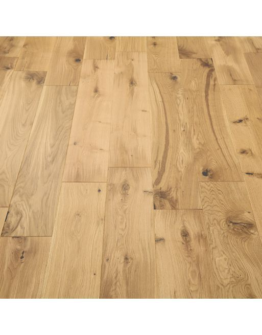 Carpenters Choice Oak 185mm Wide Lacquered Direct Wood Flooring Engineered Wood Floors Engineered Wood