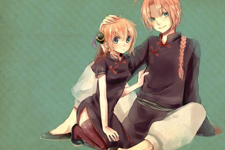 Saddist siblings - Kagura and Kamui