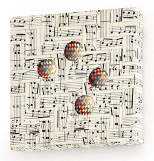 Colori Musicali - Mimmo Iacopino  Available on Kooness.com #ButArtBeCool
